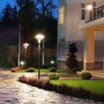 Особенности уличных светильников для дома