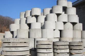 стоимость бетонных колец