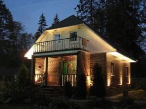 фасадный светодиодный светильник