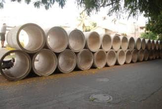 конструкция бетонных колодцев