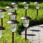 Особенности фонарей и светильников на солнечных батареях