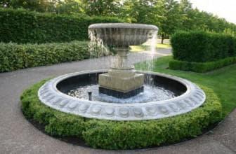 особенности мраморных фонтанов
