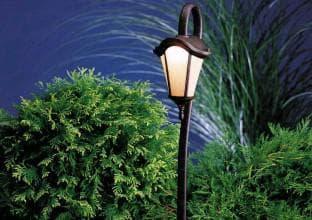 классификация светильников на столбы