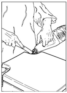 подготовка биотуалета к использованию