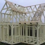 сколько стоит пристроить террасу к дому