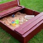 Как построить детскую песочницу: советы и рекомендации