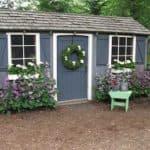 Строим дачный сарай: из дерева, пеноблоков, металла