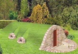 сооружение погреба цена