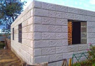 постройка из керамзита