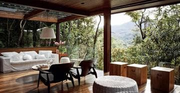 Дизайн веранды в загородном доме