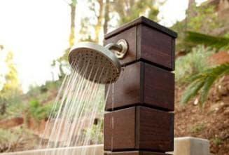 красивый душ фото
