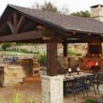 Строим летнюю кухню на даче: советы и рекомендации