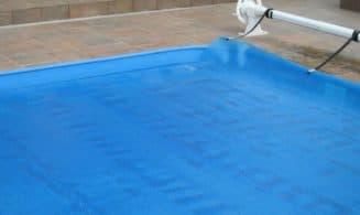 покрывало для бассейна плавающее