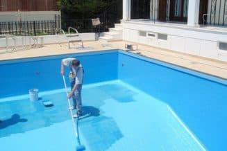 краска для бассейна резиновая