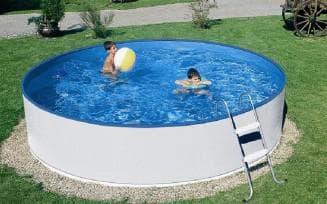 правила очистки бассейна перекисью