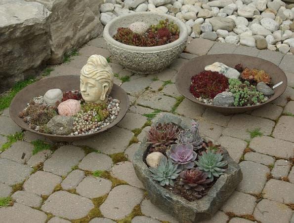 уличные бетонные вазоны для цветов переносные