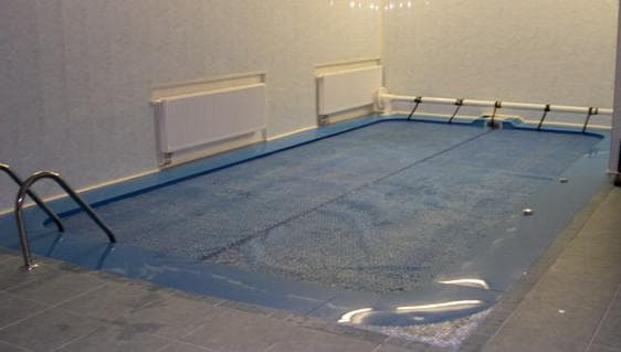 плавающее окрывало для бассейна от ТД «Полиаэрпак