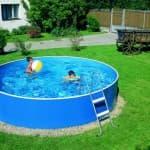 бассейн морозостойкий