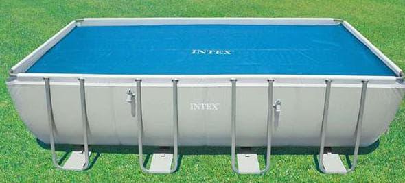 плавающее покрывало для бассейна от Корпорация INTEX