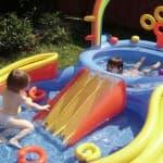 цена каркасного бассейна для дачи