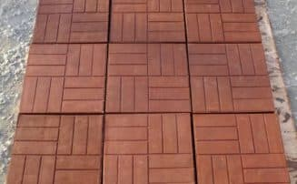 полимерно песчаная тротуарная плитка