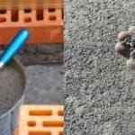 Пропорции раствора для укладки тротуарной плитки