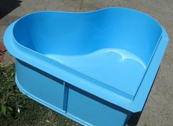 пластиковые бассейн для рыб