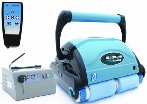 донный автоматический пылесос для бассейна