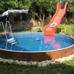 Какой бассейн лучше купить: каркасный или надувной?