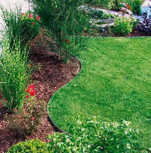 садовый бордюр кантри для клуюбы