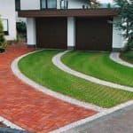 Полимерно песчаная тротуарная плитка: свойства и способы укладки