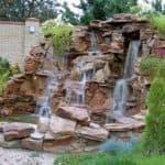 насос для искусственного водопада
