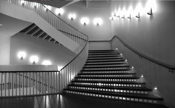 Освещение больших пространств