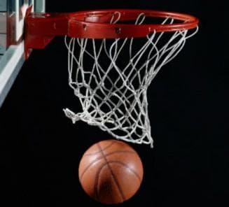 баскетбольное кольцо на дачу
