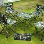 Складные кресла для отдыха на пикнике, природе, на даче