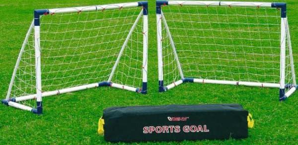 складные футбольные ворота детские для дачи