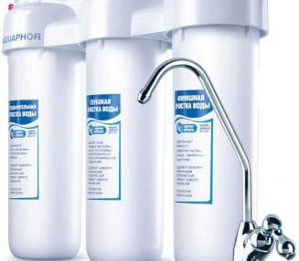 фильтр для воды от устранения двухвалентного железа
