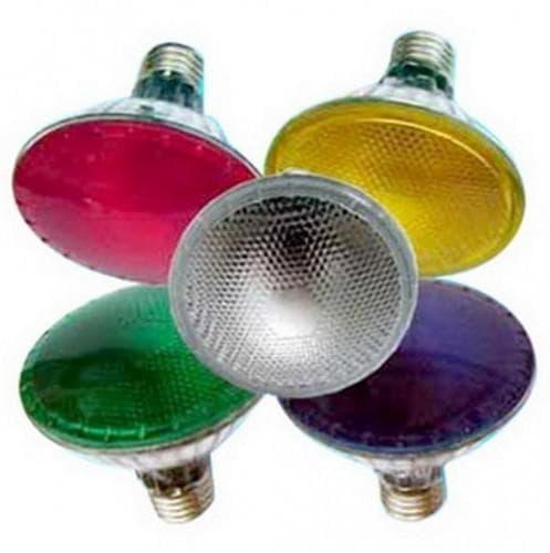 галогенная лампочка для сада