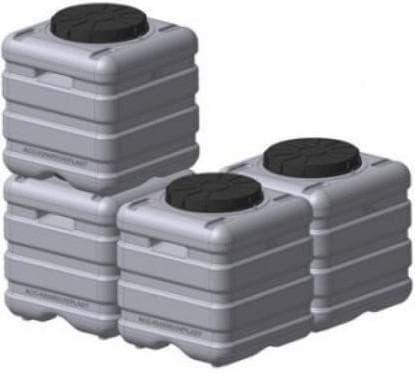 пластиковые бочки ООО «Юг – Тара