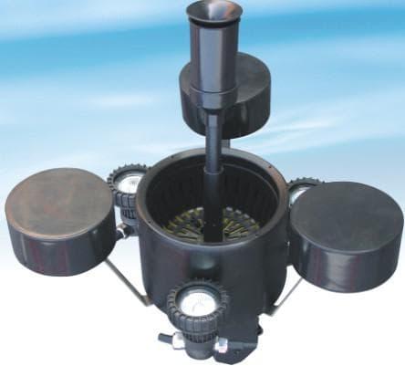 фонтанные насосы для пруда поверхностный