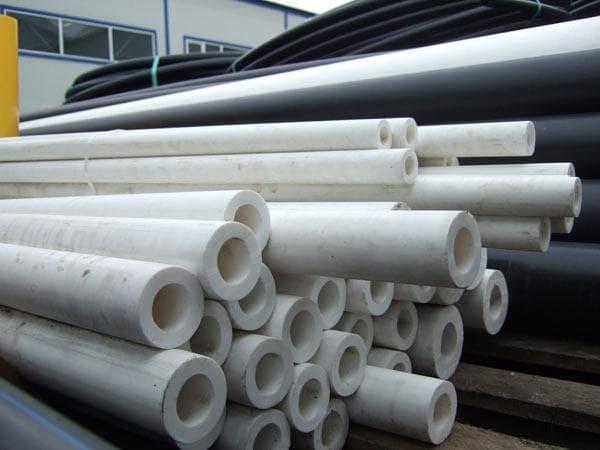 пластиковые трубы производства Труба из полипропилена от Евротрубпласт