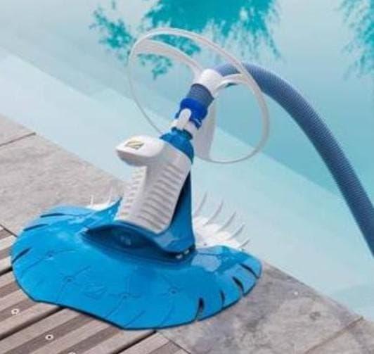 полуавтоматический пылесос для бассейнов интекс