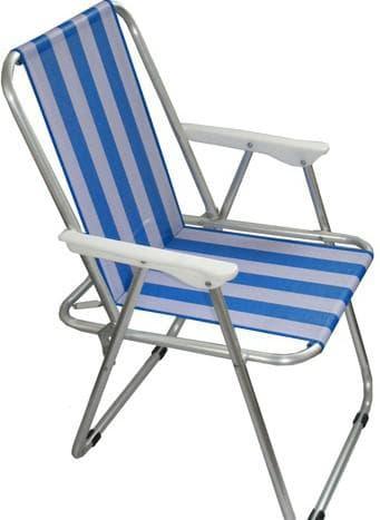 алюминиевый раскладной стул для отдыха на природе