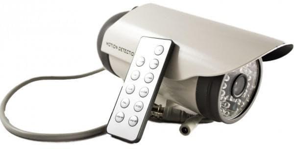 видеорегистратор для камер наружного наблюдения Системы с записью на карту памяти