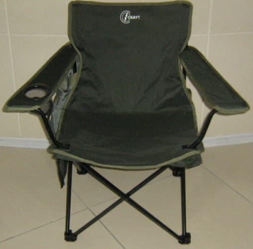 раскладной стул для отдыха на природе
