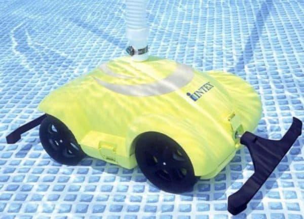 автоматический пылесос для бассейнов интекс