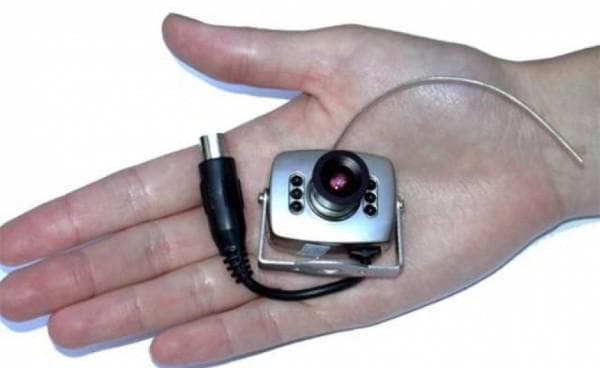 цифровая камера видеонаблюдения беспроводная мини