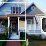 отзывы готовых комплектов видеонаблюдения для частного дома