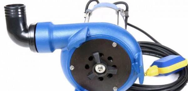 фекальный насос с измельчителем для дачи от Unipump Fekacut V1300DF