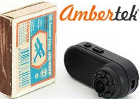 камера видеонаблюдения беспроводная мини от Ambertek